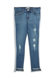 Levi's Girls' 710 Super Skinny Ankle Jeans - Big Kid