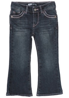 Levi's Girls' 715 Bootcut Thick Stitch Jeans