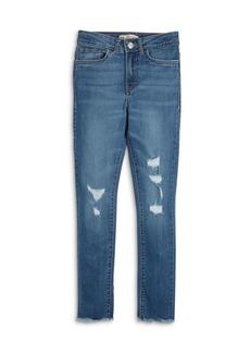 Levi's Girls' 720 High Rise Super Skinny Jeans - Big Kid