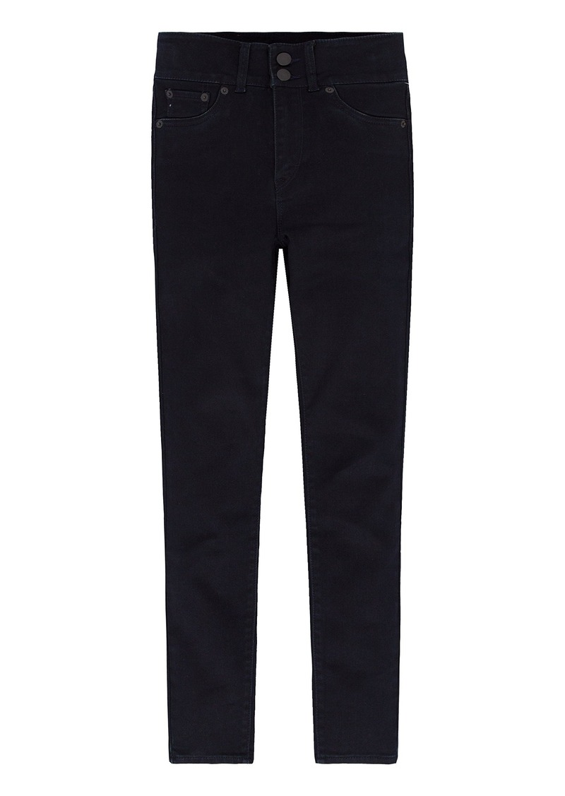 Levi's Big Girls' 710 High Rise Super Skinny Jean