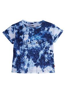 Levi's Girls' Big Graphic Logo T-Shirt  S