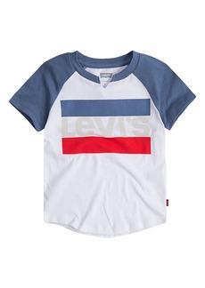 Levi's Girls' Big Modern Graphic T-Shirt  S