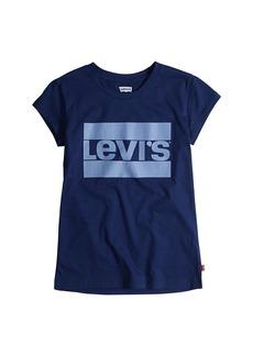 Levi's Girls' Big Sportswear Logo T-Shirt  L