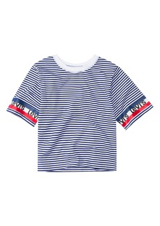 Levi's Girls' Little Cropped Graphic T-Shirt