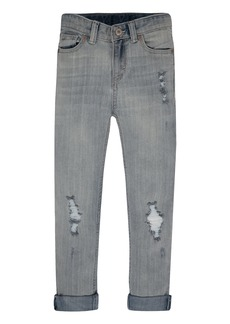 Levi's Girls' Little Distressed Boyfriend Fit Jeans