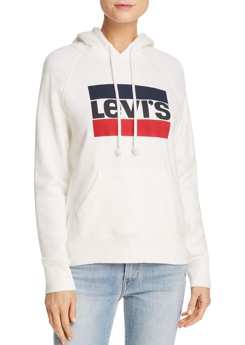 77068e0e274b11 Levi s Levi s Graphic Sport Hooded Sweatshirt   Outerwear