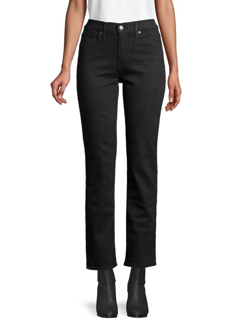 Levi's High-Rise Ankle-Length Jeans
