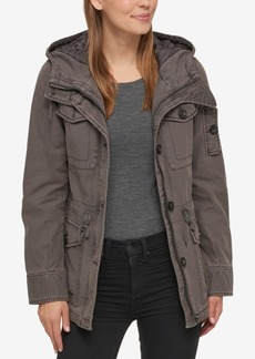 Levi's Hooded Military Jacket