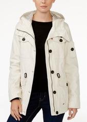 Levi's Hooded Military Jacket