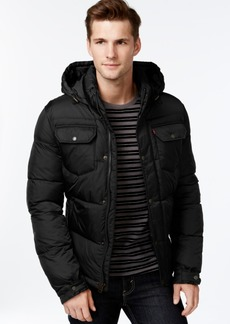 Levi's Hooded Puffer Jacket