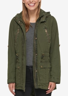 Levi's Hooded Utility Jacket