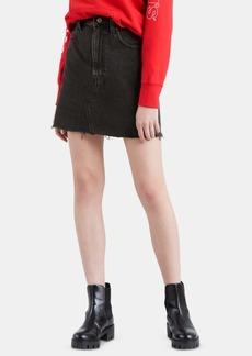 Levi's Women's Iconic Cotton Denim Mini Skirt