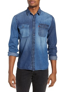 Levi's® Jackson Pieced Denim Shirt