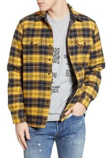 Levi's® Jackson Regular Fit Button-Up Shirt Jacket