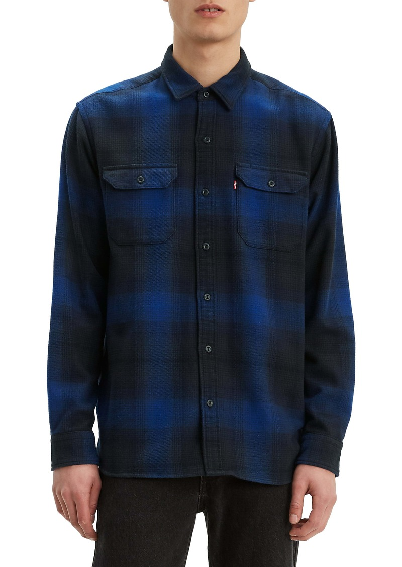 Levi's® Jackson Regular Fit Worker Shirt