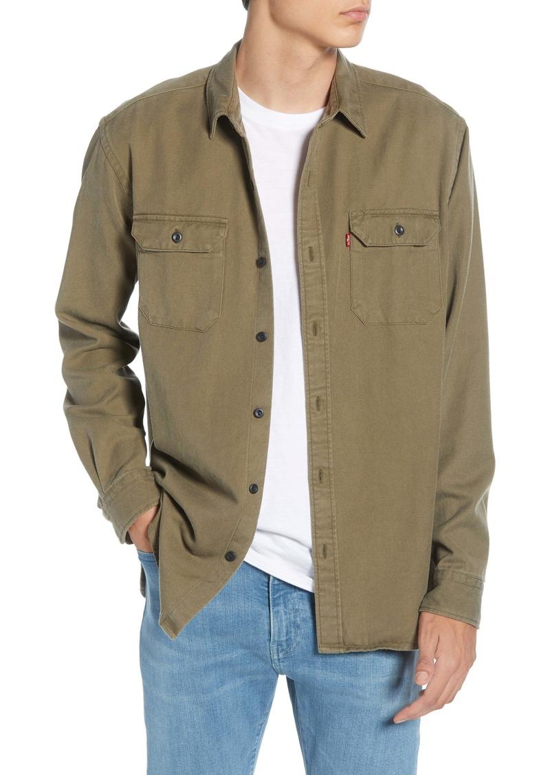 Levi's® Jackson Slim Fit Worker Shirt