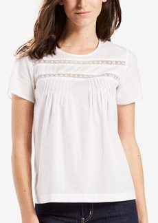 Levi's Lace-Trim T-Shirt