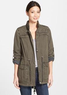 Levi's® Lightweight Cotton Hooded Utility Jacket