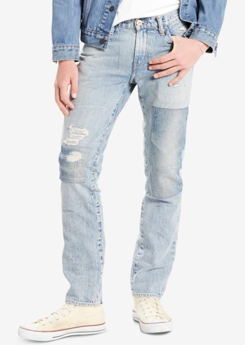 e017edd8901 SALE! Levi's Levi's Limited Men's Ripped 511 Slim Fit Jeans, Created ...