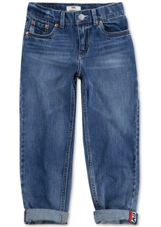 Levi's Toddler Boys 502 Regular-Tapered Fit Stretch Jeans