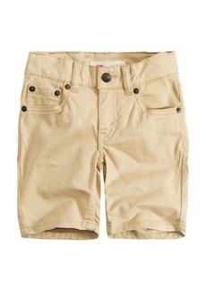 Levi's Little Boys' 511 Slim Fit Soft Brushed Shorts