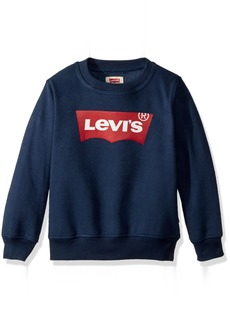 Levi's Boys' Little Crewneck Sweatshirt