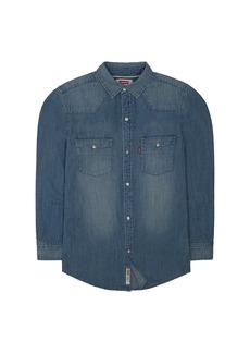 Levi's Little Boys' Denim Western Shirt