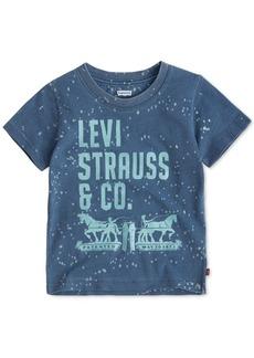 Levi's Little Boys Graphic-Print Cotton T-Shirt