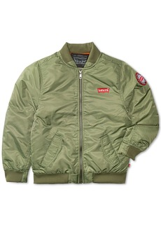 Levi's Toddler Boys Logo Bomber Jacket