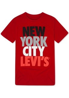 Levi's Toddler Boys New York City Graphic T-Shirt