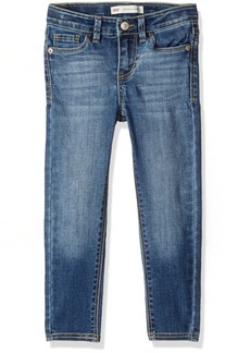 Levi's Little Girls 710 Ankle Super Skinny Jeans