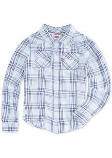 Levi's Little Girls Cotton Shirt