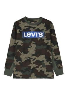 Levi's Boys Long Sleeve Logo T-shirt