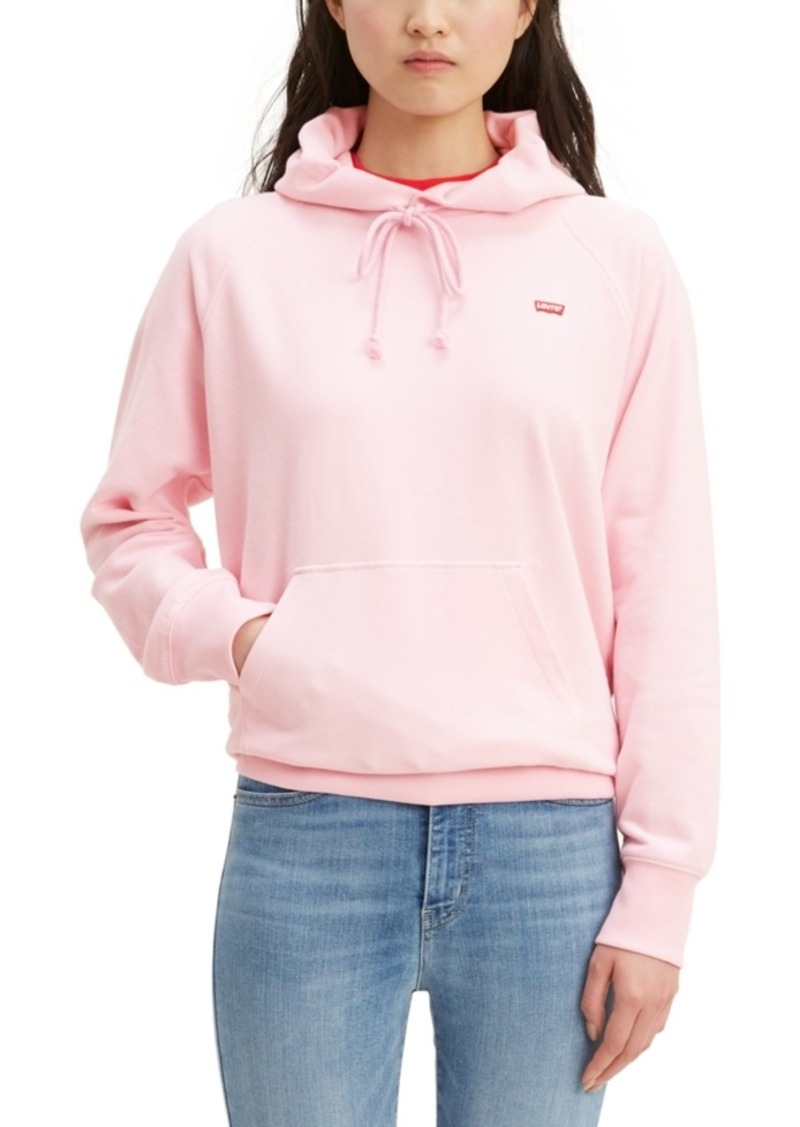 Levi's Women's Logo-Graphic Fleece Hoodie