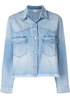Levi's long sleeve Addison jacket - Blue