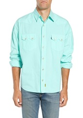 Levi's® Made & Crafted™ Regular Fit Western Shirt