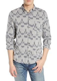 Levi's® Made & Crafted™ Standard Ikat Sport Shirt