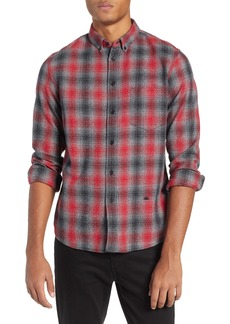 Levi's® Made & Crafted™ Standard Plaid Sport Shirt