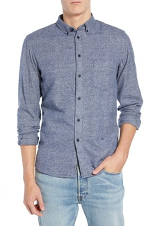 Levi's® Made & Crafted Standard Regular Fit Twill Shirt