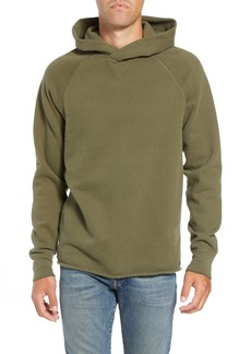 Levi's® Made & Crafted™ Unhemmed Regular Fit Hoodie