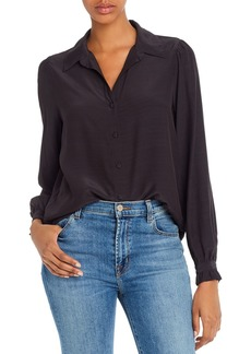 Levi's Marcey Striped Button Top