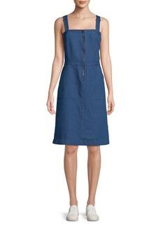 Levi's Max Denim Apron Pinafore Dress