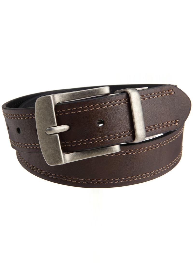 Levi's Men's 1 1/2 in.Cut Edge Reversible Belt