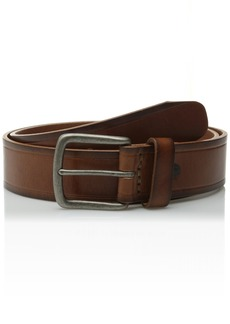 "Levi's Men's 100% Handcrafted Genuine Leather 1.5"" Bridle Belt"