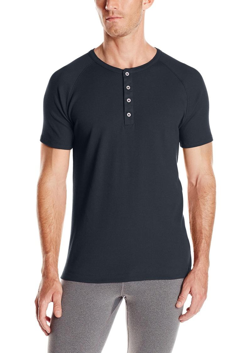 16b7e221e03 Levi's Levi's Men's 300 Series Short Sleeve Henley Top | Casual Shirts