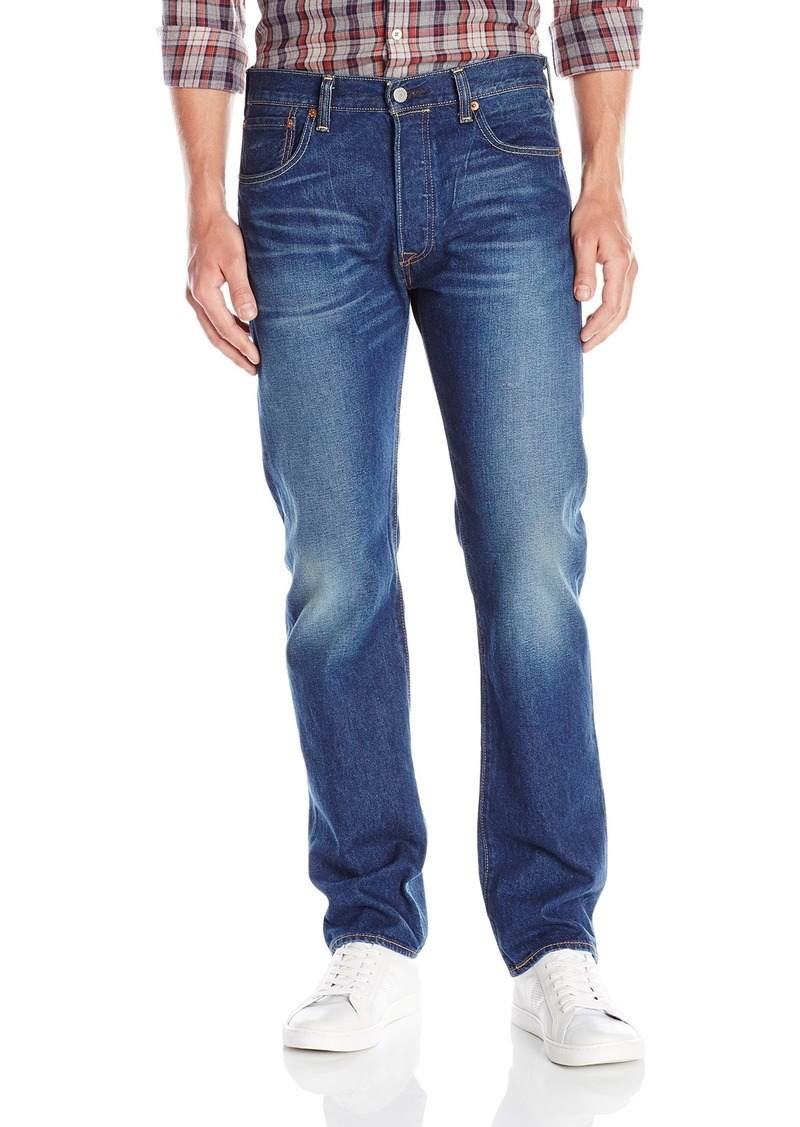 Levi's Men's 501 Original-Fit Jean  32W X 32L