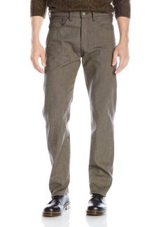 Levi's Men's 501 Original Shrink To Fit Jean Chino/Graphite Fill 42x32