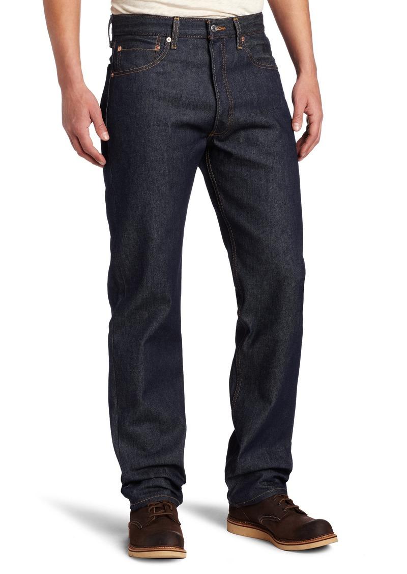 Levi's Men's Big and Tall 501 Original-Fit Jeans Rigid STF