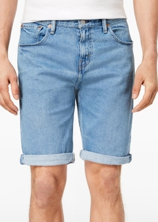 Levi's Men's 502 Classic-Fit Tapered Stretch Denim Shorts