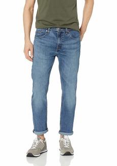Levi's Men's 502 Regular Taper Fit Jean Blue Comet/Tencel Stretch